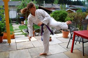 Sport Taekwondo, Foto: Andrea Gehwolf