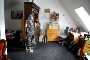 Zimmer, Foto: Andrea Gehwolf